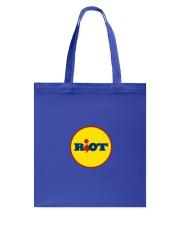 Supermarket - Riot Series Tote Bag thumbnail