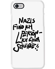 Eher Scheisse Phone Case tile