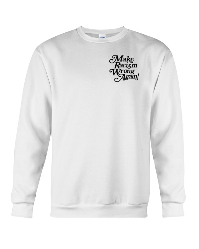 Make Racism Wrong Again - Black on White