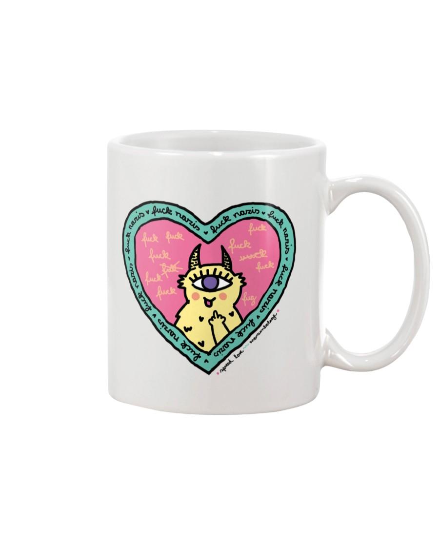 Antifascism Apparel X Marambolage Mug