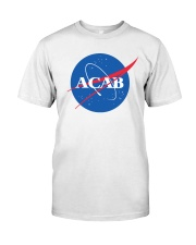 ACAB - Space Division Classic T-Shirt front