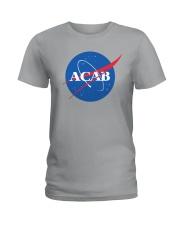 ACAB - Space Division Ladies T-Shirt thumbnail