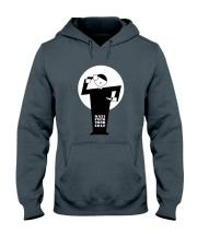 Nazi Fuck Yourself by Khri8 Hooded Sweatshirt thumbnail