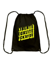 The French Comment Drawstring Bag thumbnail