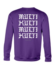 Multi Kulti Crewneck Sweatshirt back