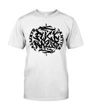FUCK NAZIS by Roja 161 Classic T-Shirt front