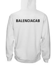 BALENCIACAB Hooded Sweatshirt back