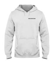 BALENCIACAB Hooded Sweatshirt front