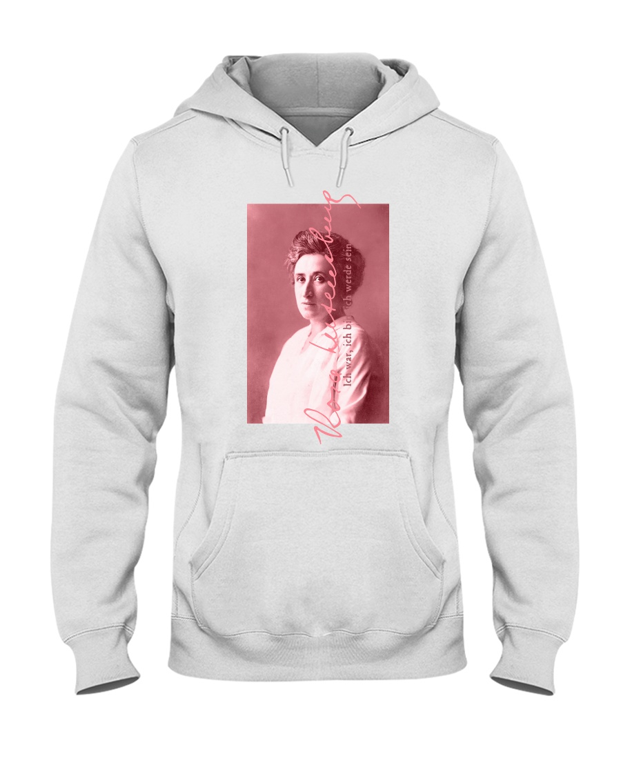 Rosa Luxemburg Hooded Sweatshirt