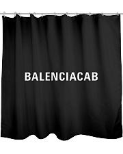 BALENCIACAB Shower Curtain thumbnail