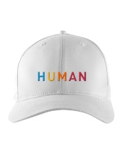 HUMAN AF Embroidered Hat front