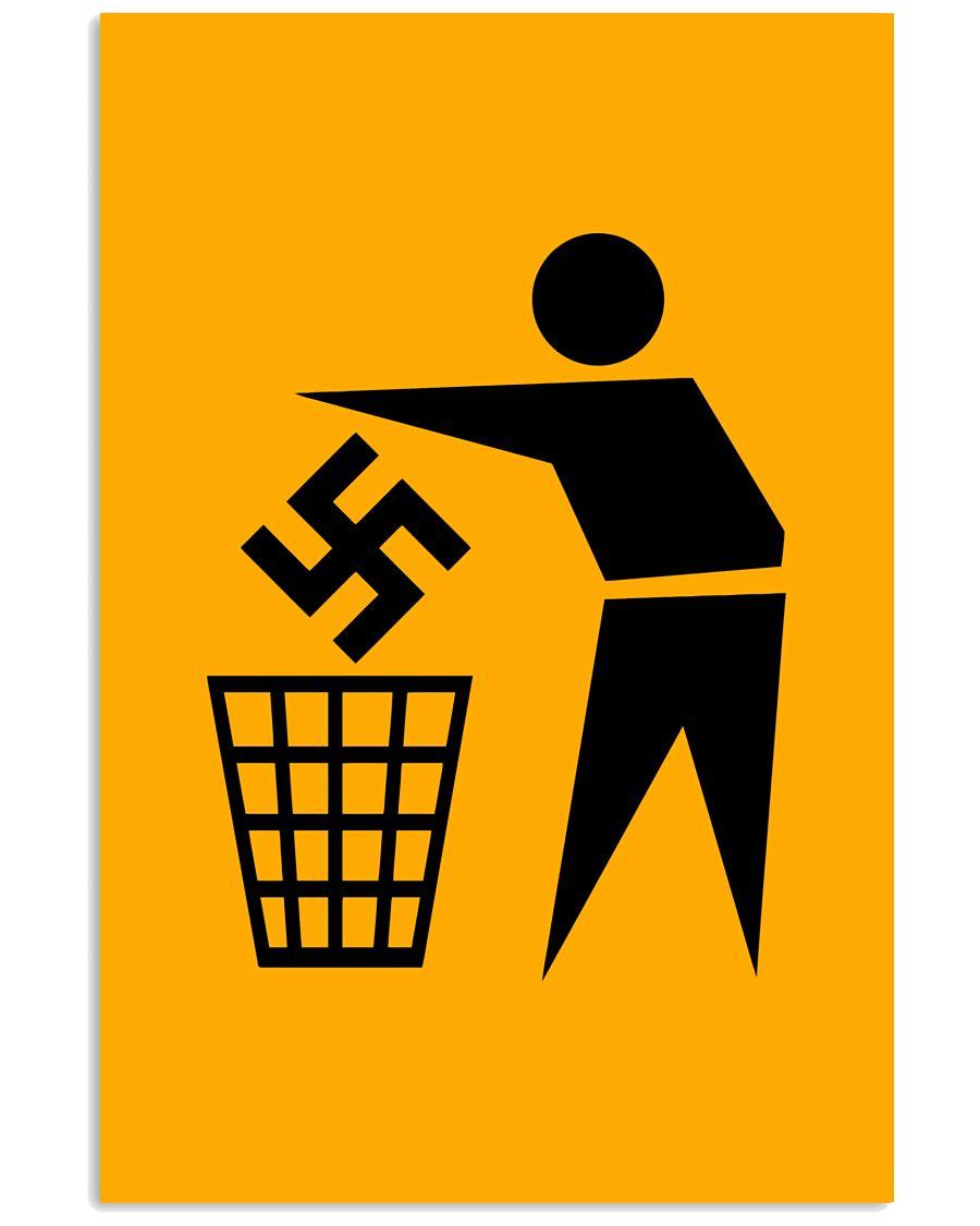 Trash 24x36 Poster
