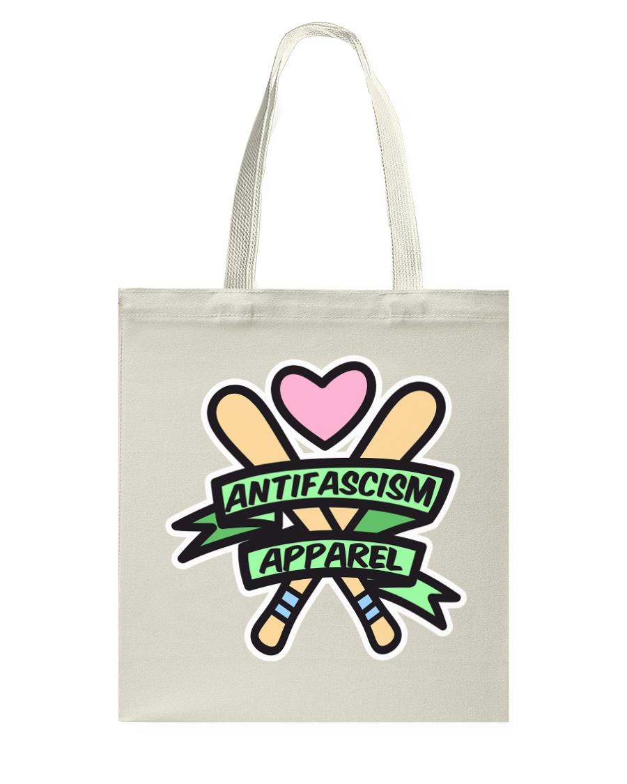 Antifascism Apparel - Bats 'n' Banners Tote Bag