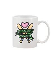 Antifascism Apparel - Bats 'n' Banners Mug thumbnail