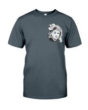Es lebe die Freiheit Classic T-Shirt front