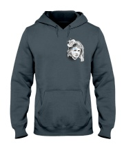 Es lebe die Freiheit Hooded Sweatshirt tile