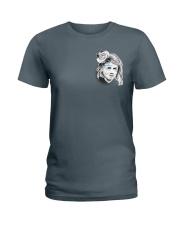 Es lebe die Freiheit Ladies T-Shirt thumbnail