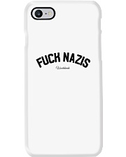 FUCK NAZIS - Worldwide Phone Case tile