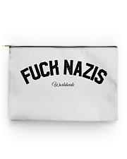 FUCK NAZIS - Worldwide Accessory Pouch - Standard thumbnail