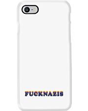 FUCK NAZIS - Retro 1 Phone Case thumbnail