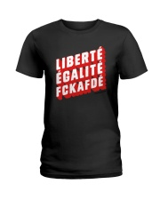 The French Comment Ladies T-Shirt thumbnail