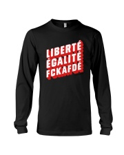 The French Comment Long Sleeve Tee thumbnail