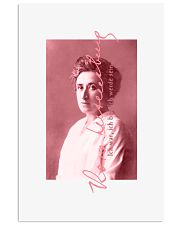 Rosa Luxemburg 24x36 Poster front