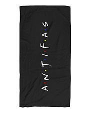 All my Friends are Antifas Beach Towel front