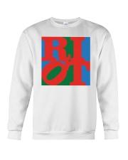 Love Riot - Riot Series Crewneck Sweatshirt front