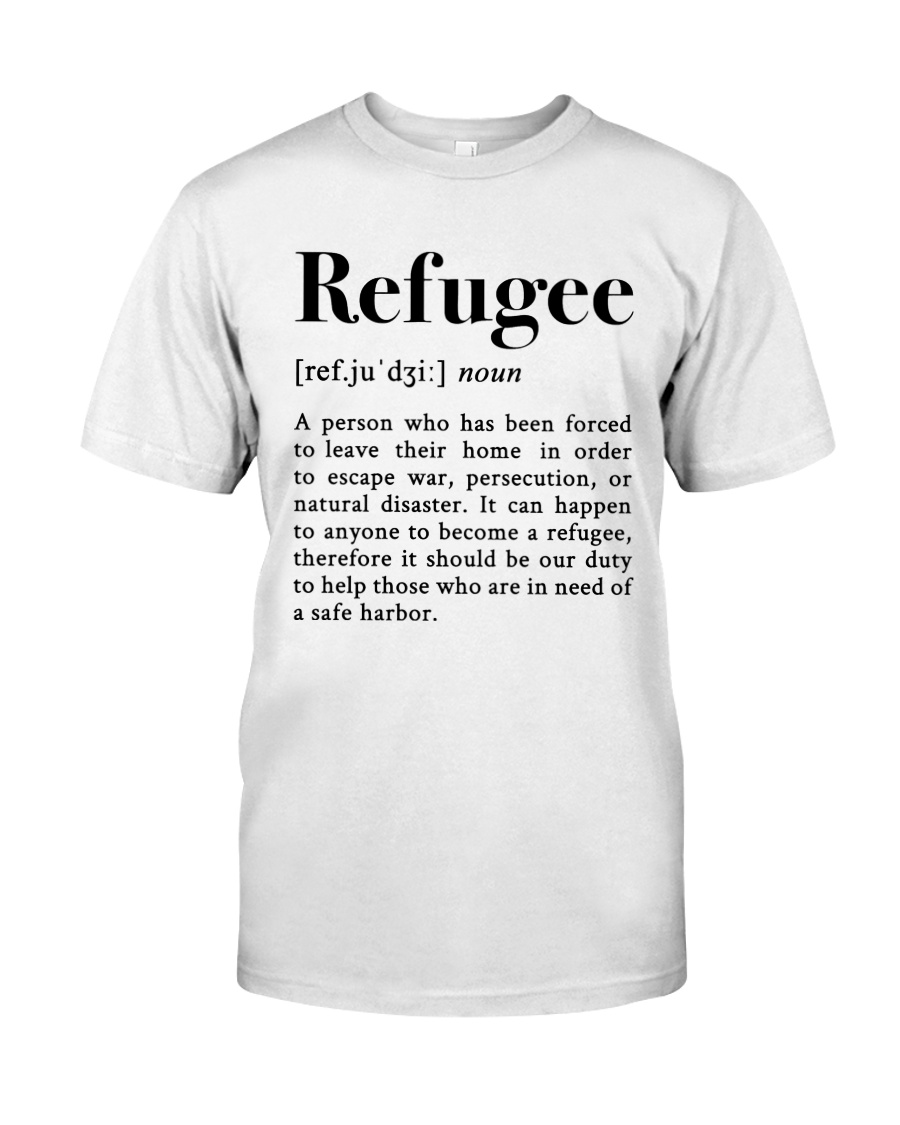 Definition Refugee Classic T-Shirt