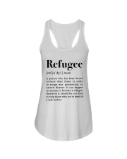 Definition Refugee Ladies Flowy Tank thumbnail
