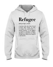 Definition Refugee Hooded Sweatshirt thumbnail