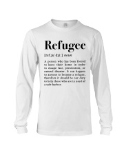 Definition Refugee Long Sleeve Tee thumbnail