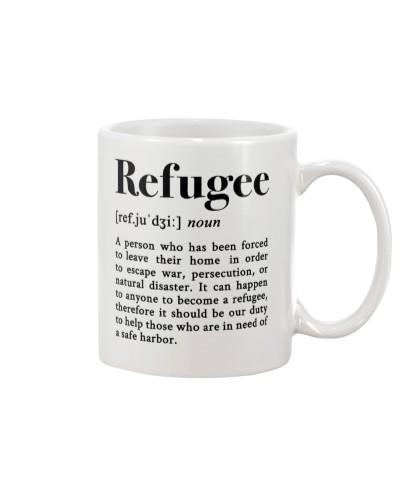 Definition Refugee