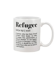 Definition Refugee Mug tile