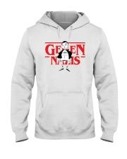 Gegen Nazis by Geist Hooded Sweatshirt thumbnail