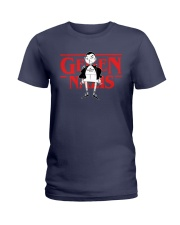 Gegen Nazis by Geist Ladies T-Shirt thumbnail