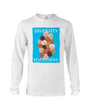 Diversity Happiness Long Sleeve Tee tile
