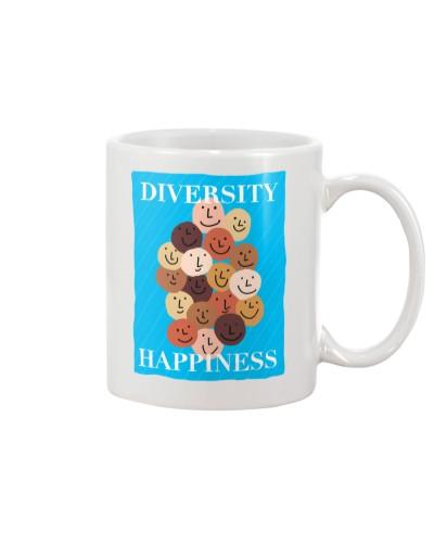 Diversity Happiness