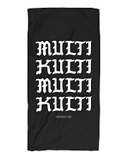 Multi Kulti Beach Towel thumbnail