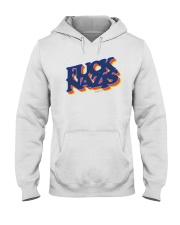 FUCK NAZIS Retro 2 Hooded Sweatshirt thumbnail