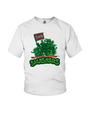 Teenage Mutant Fascism Smashers by kl52 Youth T-Shirt thumbnail