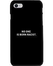 NO ONE IS BORN RACIST Phone Case thumbnail