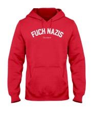 FUCK NAZIS - Worldwide Hooded Sweatshirt front