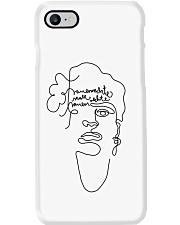 Frauenrechte statt rechte Frauen - Frida Kahlo Phone Case thumbnail