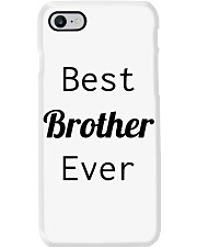 BEST BROTHER EVER Phone Case thumbnail