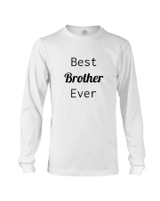 BEST BROTHER EVER Long Sleeve Tee thumbnail