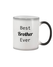 BEST BROTHER EVER Color Changing Mug thumbnail
