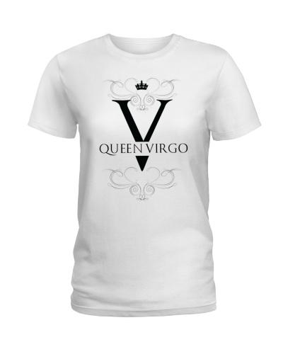 Queen virgo White