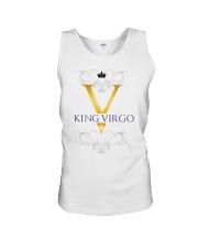 King Virgo color  Unisex Tank thumbnail